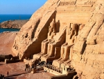Temple of Ramses II at Abu Simbel