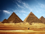 The Pyramids of Giza