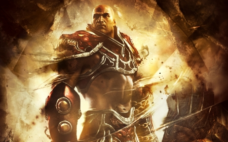 god of war ascension - war, spartan, warrior, god