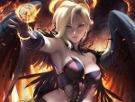 Dark angel Mercy