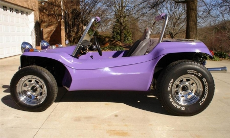 1969 Meyers Manx Dune Buggy 2110cc 4-Speed - Old-Timer, Manx, Buggy, 2110cc, Meyers, Dune, 4-Speed