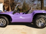 1969 Meyers Manx Dune Buggy 2110cc 4-Speed