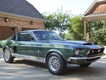 1968 Shelby Mustang GT350 Fastback 302ci V8 4-Speed