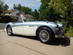 1961 Austin-Healey 3000 BT7 MKI 2 2 Convertible 2.9 4-Speed
