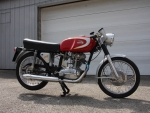 1966 Ducati Diana Mark 3 249cc Single Cylinder 5-Speed