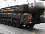 russian army yars missile system
