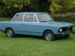 1975 BMW 1502 Sedan 1573cc 4-Speed
