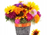 Lovely flowers bouquet