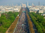 Marathon in Paris