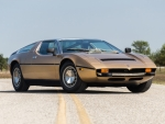 1974 Maserati Bora Coupe 4.9 V8 5-Speed