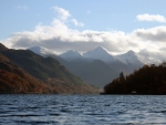The Five Sisters Of Kintail - Scottish Highlands
