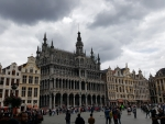 La Grand Place, Brussels, Belgium