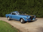 1965 Shelby Mustang GT350 H Fastback 289ci V8 4-Speed