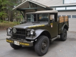 1953 Dodge M37 4x4 230ci 4-Speed