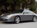 2002 Porsche 911 996 Carrera Coupe 3.6 6-Speed