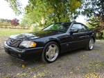 1993 Mercedes-Benz SL600 Convertible 6.0 V12 4-Speed Automatic