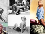 Actress Shirley Eaton Version One