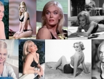 Actress Shirley Eaton Version Two