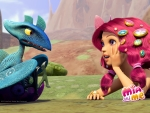 Mia And Me Dragon