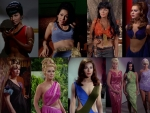 Actresses of The Original Star Trek Series