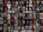 Classic Star Trek and Twilight Zone Actors and Actresses