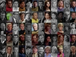 Classic Star Trek and Twilight Zone Actors and Actresses Version Two