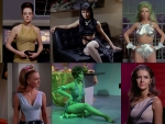 More Actresses from The Original Star Trek Series