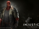 Injustice 2 Hellboy