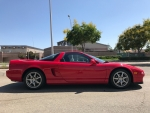 1995 Acura NSX-T Coupe 3.0 VTEC V6 5-Speed