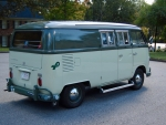 1967 Volkswagen Type 2 Riviera Camper Conversion 1600cc 4-Speed