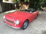 1966 Datsun 1600 Roadster 1.8 5-Speed