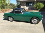 1967 Austin-Healey Sprite Convertible 1275cc 5-Speed