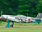 WW2 Russian YAK-11
