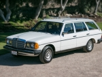 1982 Mercedes-Benz 300TD 3.0 Turbo Automatic