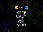 Keep Calm and Om Nom