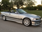 1996 BMW 328i Convertible Supercharged 3.2 5-Speed Automatic