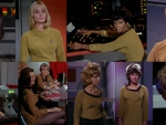 Original Star Trek Actresses The Wore Gold