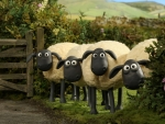 Shaun the Sheep animation