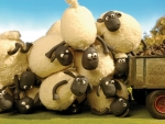 Shaun the Sheep family comedy animation