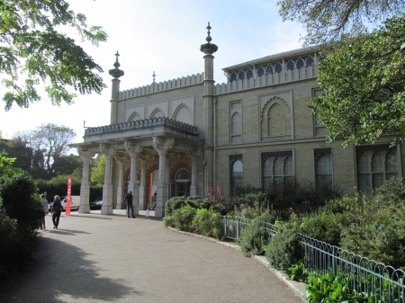 Art Gallery - Ornate Buildings, Brighton, Sussex, Art Gallerys, Architecture