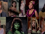 Ladies of The Original Star Trek Television Series