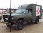 dodge military ambulance
