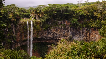 Inpenetrable - Waterfalls, Nature, Jungles, Islands, Trees, Cliffs