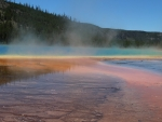 Yellowstone Prismatic Spring