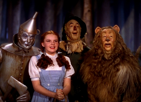 Wizard Of Oz - Dorothy, Movie, Entertainment, Lion, Wizard Of Oz, Scarecrow, Tin Man