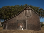 Bride On The Ranch . .