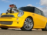 BLOWN 392-CUBE HEMI-POWERED 2003 MINI COOPER