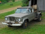 1963 Jeep J300 Dually
