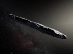 Oumuamua Interstellar Asteroid