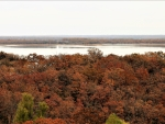Autumn View of Lake Murray in Oklahoma